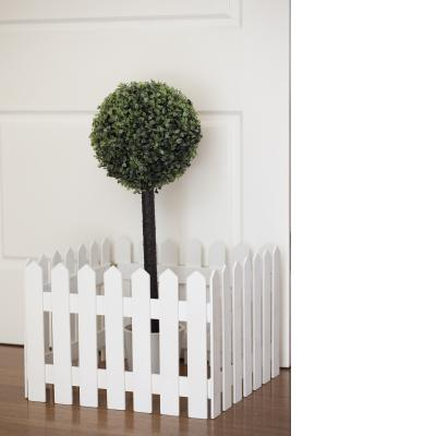 Faux Topiary Tree