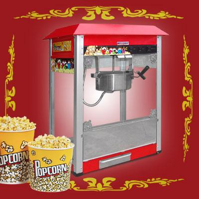 Popcorn Machine DIY